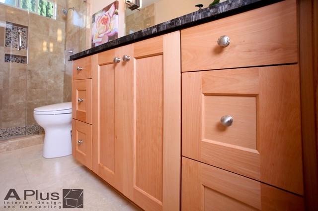 Irvine- contemporary-bathroom