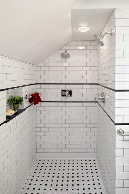 Irvington attic to master suite renovation for Bathroom design books