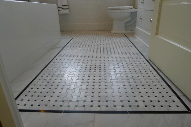 Irvington Bathroom traditional-bathroom
