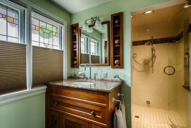 Irvington Master Bedroom Suite traditional-bathroom