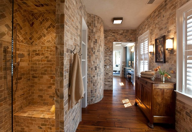 Bathroom Rustic Bathroom Charleston By Phillip W Smith General Contractor Inc