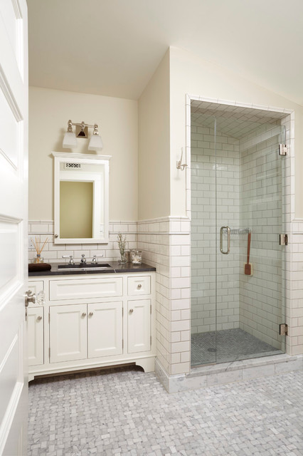 Isles Perch Traditional Bathroom Minneapolis By
