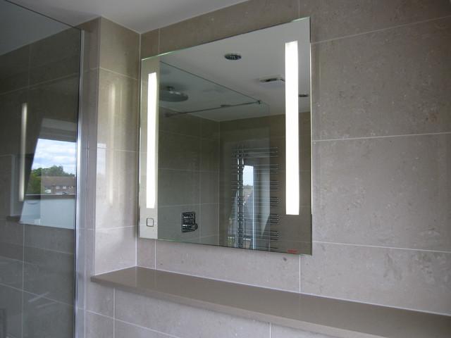 Two contemporary bathroom london by sanctuary bathrooms ltd