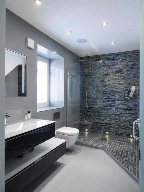 Italian Style Bathroom Contemporary