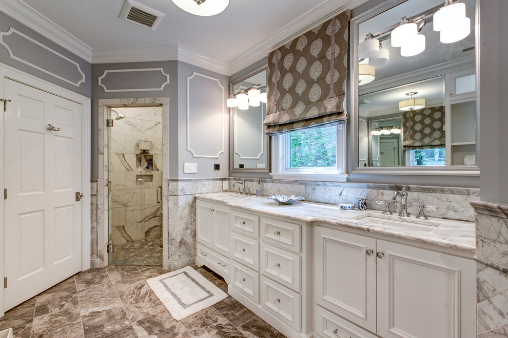 ITB Grand - Transitional - Bathroom - Raleigh - by ...