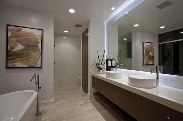 Iwfh indian wells fairway residence for Bathroom interior design ideas india