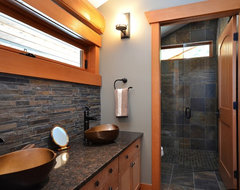 Jack and Jill Bathroom modern bathroom