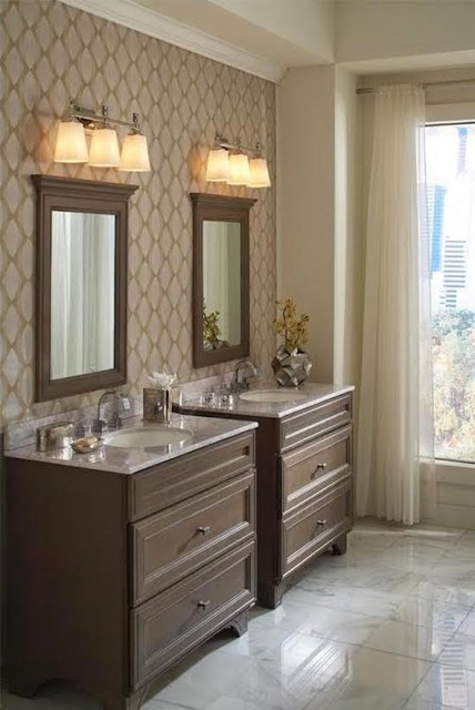 Jack and jill vanities redwood city ca for Jack and jill bathroom vanity