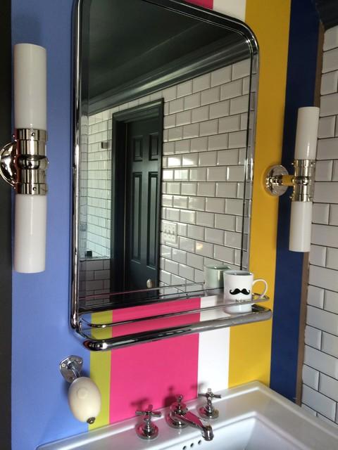 Clifton residence jack 39 n 39 jill bath for Jack n jill bathroom designs