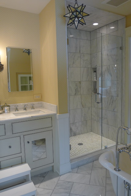 Jack n jill bathroom traditional bathroom - Jack n jill bath ...