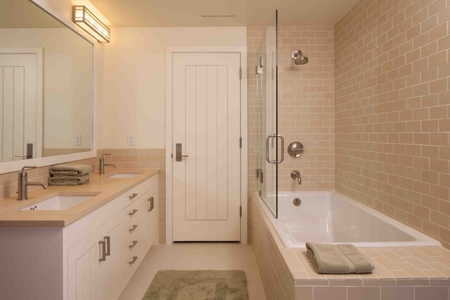 modern bathroom by Howells Architecture + Design, LLC