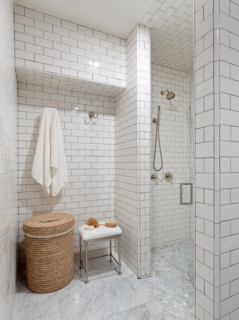 Jackson Square Project Traditional Bathroom San