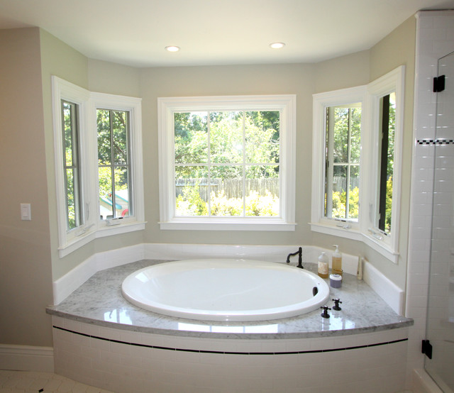 Jacuzzi Tub Traditional Bathroom Part 36