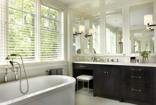 jamesthomas, LLC contemporary bathroom