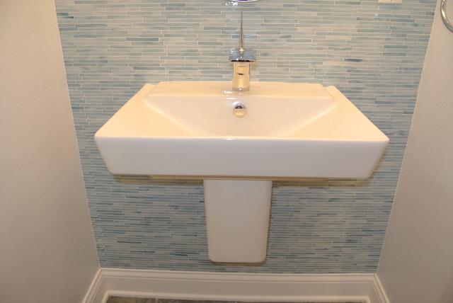 J&J Contractors I LLC - Bathroom Remodel traditional-bathroom