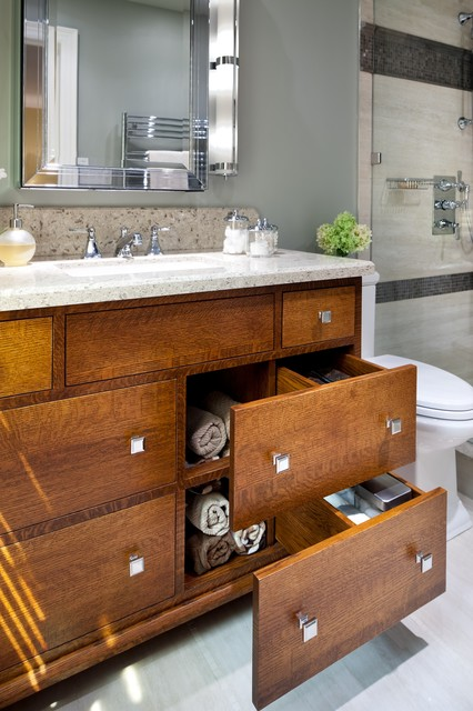 Model Bathroom Vanities