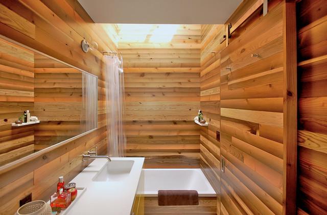 Japanese Bath House Inspired Bathroom - Asian - Bathroom ... on window treatments bath, bedroom bath, kitchen bath, cabinets bath, interior design bath,