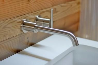 Japanese Bath House Inspired Bathroom asian-bathroom