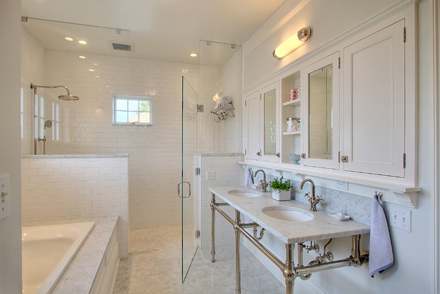Superieur JAS Design Build: Bathrooms   Traditional   Bathroom   Seattle   By ...