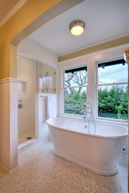 JAS Design-Build: Bathrooms - Contemporary - Bathroom - Seattle - by J.A.S. Design-Build