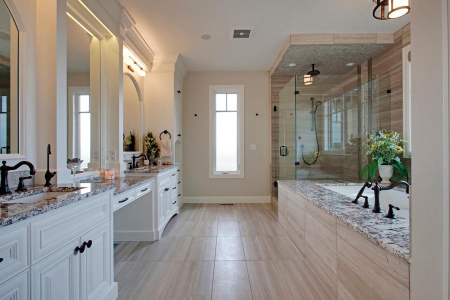 Jaskela: Carstairs, Alberta - Rustic - Bathroom - Calgary ...