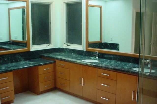 Jeannot Fine Furniture & Custom Design, Inc. traditional-bathroom