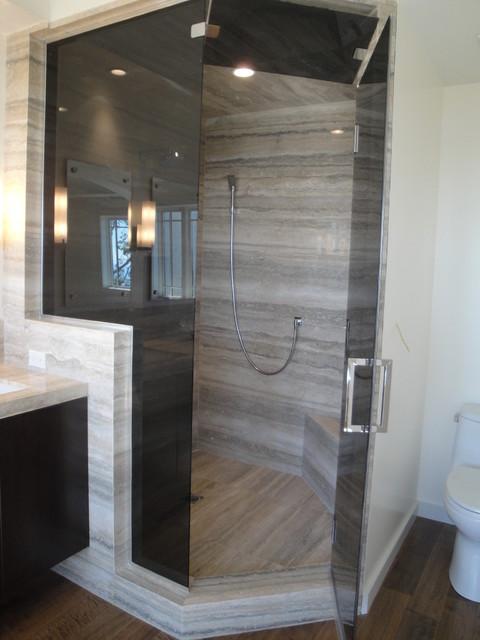 Jeff lewis home project in laguna beach for Jeff lewis bathroom design ideas