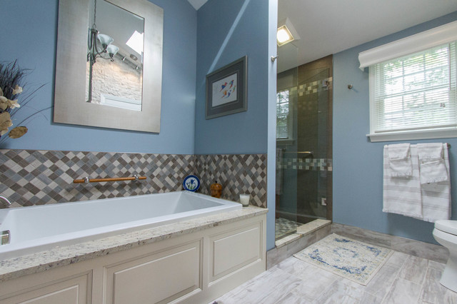 Jefferson Hills Bathroom Traditional Bathroom Other By Pittsburgh Remodeling Company