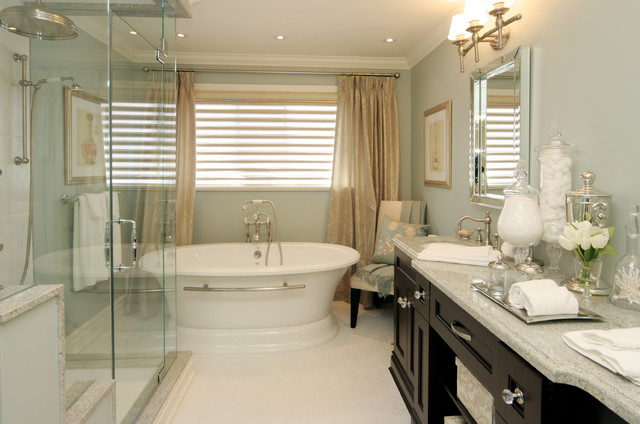 Jennifer Brouwer Design Inc - contemporary - bathroom - toronto