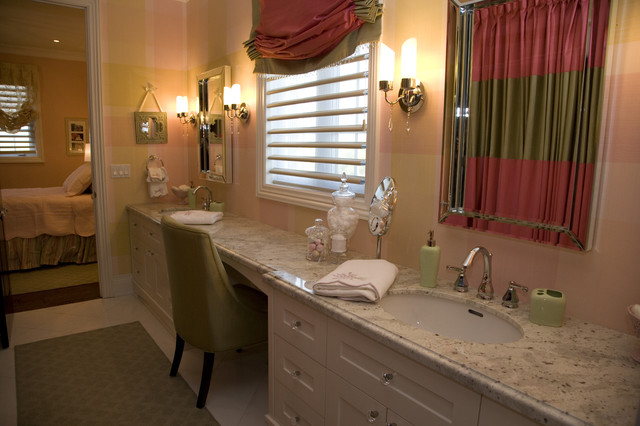 Decor by Jennifer Inc contemporary-powder-room