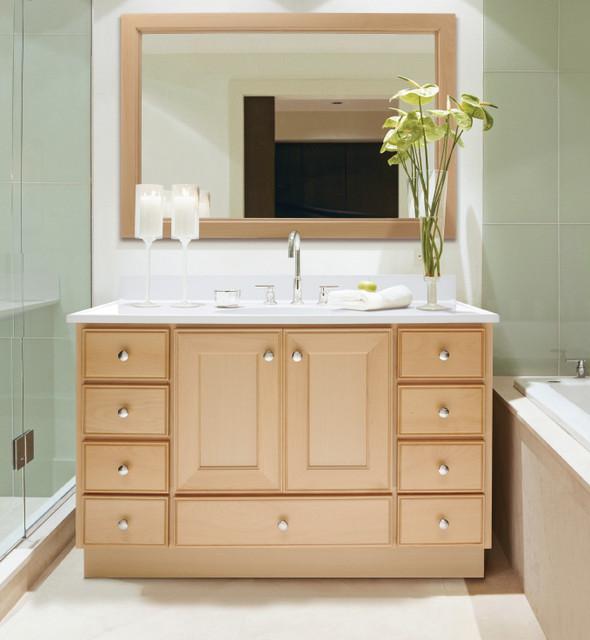 Jenson Vanity Bathroom san luis obispo by Pacific