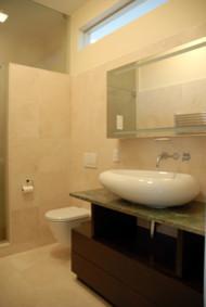 Jersey City Residence contemporary-bathroom