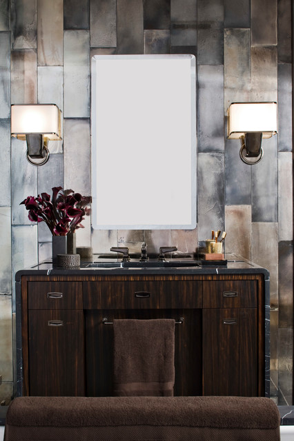 Jeton by Bill Sofield for KALLISTA - Contemporary - Bathroom ...
