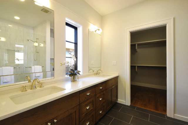 JGB Custom Homes contemporary-bathroom