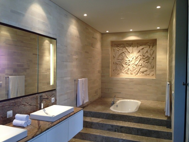 Bali Bathroom Design Ideas ~ Jimbaran bali indonesia tropical bathroom other