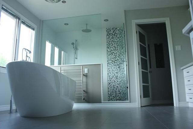 Joanne's Kitchen and Bath - 2012 traditional-bathroom