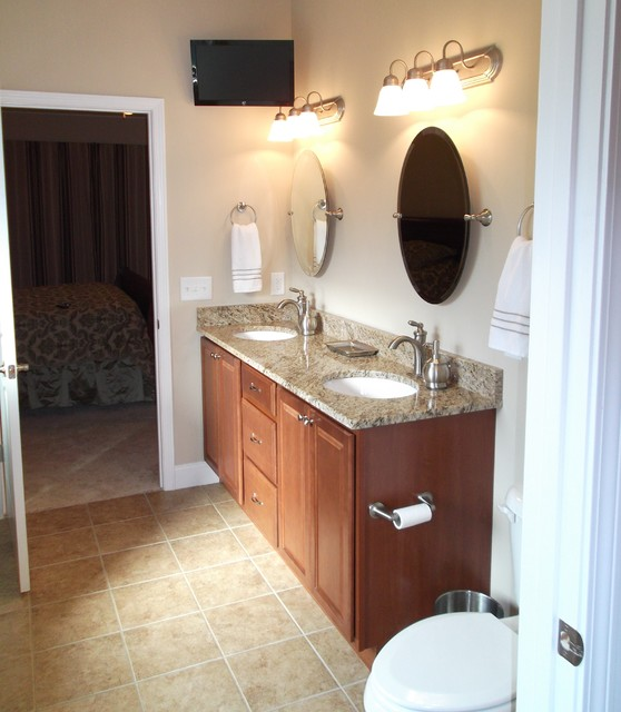Johnson City Traditional Bathroom Other Metro By