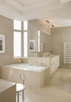 Jonathan Cutler, AIA contemporary-bathroom