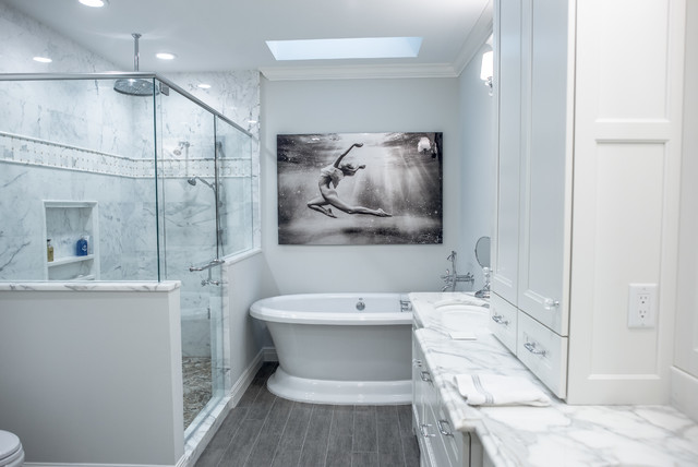 Jonathans landing jupiter florida contemporary for Bathroom remodel jupiter fl