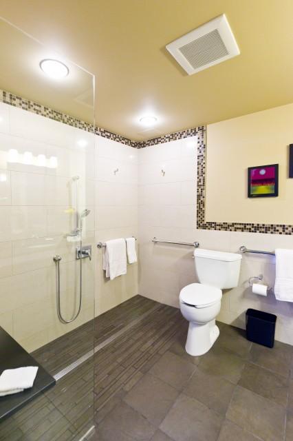 Jones Design Build contemporary-bathroom