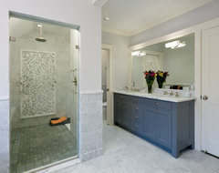 Jones Design Build traditional bathroom
