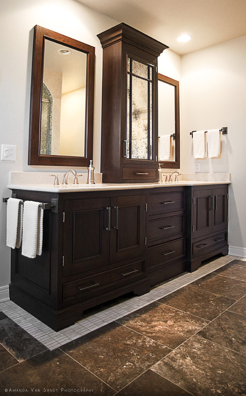 What are the widths of the vanity, drawer base, and countertop cabinet, and the mirrors? Thanks so much!!