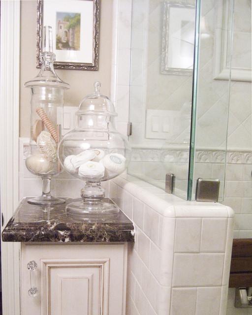 Joyce Keshmiry traditional-bathroom