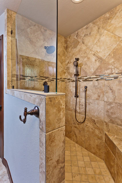 Kalinowski traditional bathroom austin by clear for Choice interior designs