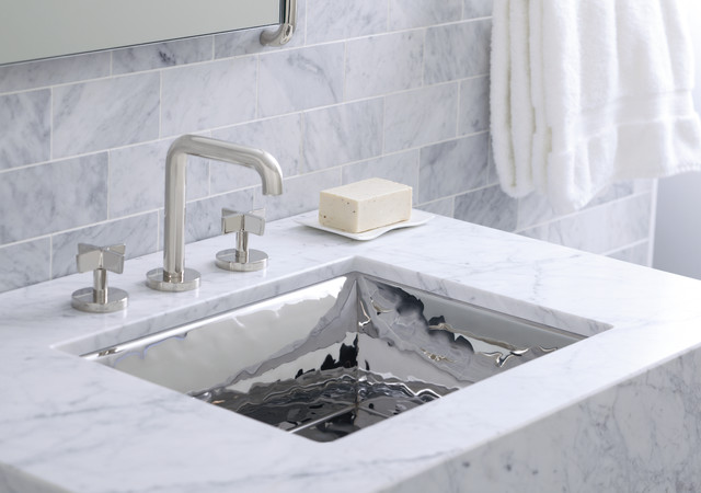 KALLISTA One faucets and Mick De Giulio sinks - Contemporary ...