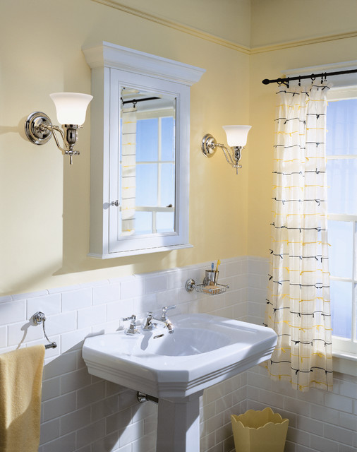 KALLISTA's For Town Collection by Michael S Smith traditional-bathroom