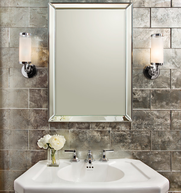 KALLISTA\'s For Town Collection by Michael S Smith - Bathroom - Los ...