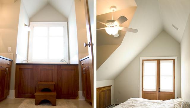 Kalmia Custom Home in North Boulder traditional-bathroom
