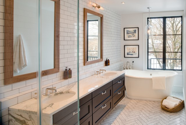 Kalorama House Eclectic Bathroom Other By District Design