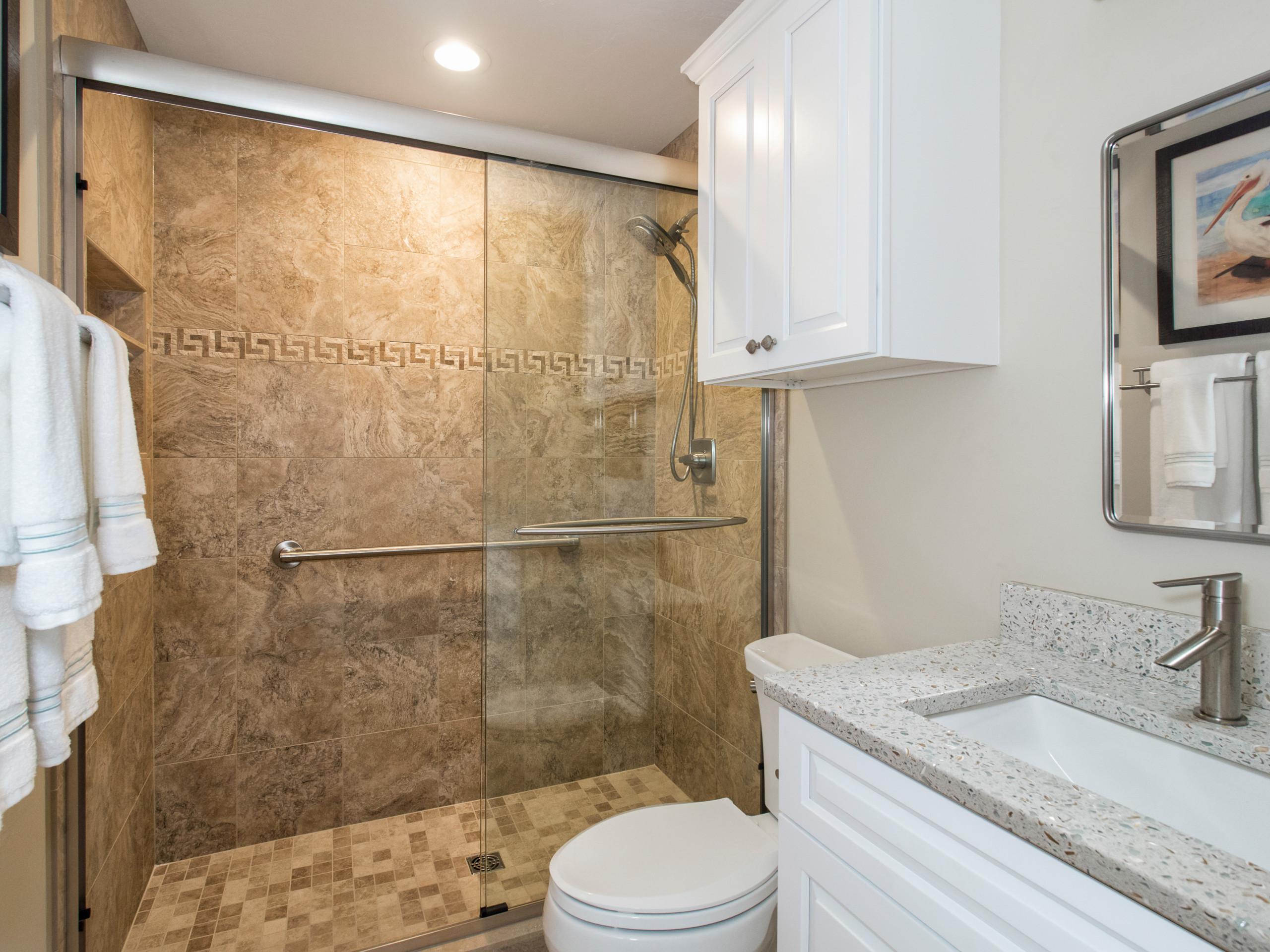Kanapaha Area Guest Bathroom Renovation - Gainesville, FL